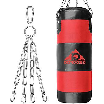 Boxing Bag With Hanging Chain And Ceiling Hook