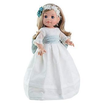 Blonde Communion Doll Emma Paola Reina (42 cm)