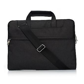 Borsa portatile portatile con cerniera portatile a una spalla, per Macbook da 11,6 pollici e inferiore, Samsung, Lenovo,