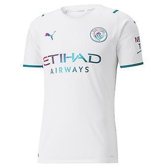 2021-2022 مان سيتي أصيلة بعيدا قميص