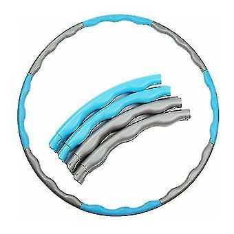 Collapsible Hula Hoop(Gray)