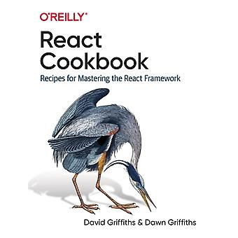 React Cookbook by David GriffithsDawn Griffiths