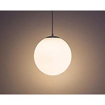 נברשת עם כדור זכוכית תלוי מנורה מקורה יחידה לחדר השינה