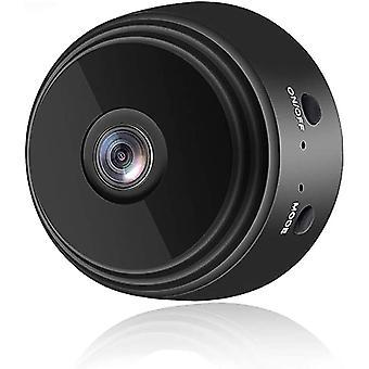 スパイカメラワイヤレス隠しHD 1080pポータブルホームセキュリティナニーカム
