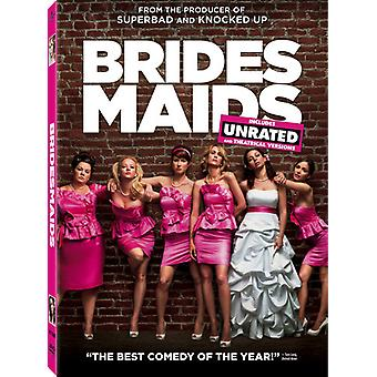 Bridesmaids [DVD] USA import