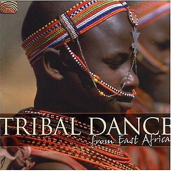 Danza tribal del África Oriental - Tribal Dance de África del este [CD] USA importar