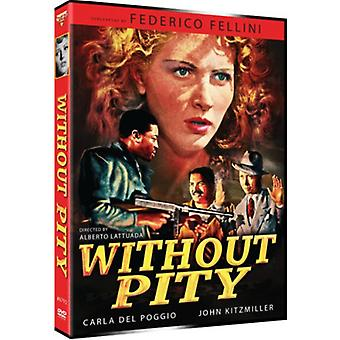 Without Pity [DVD] USA import