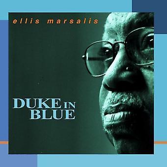 エリス ・ マルサリス - ブルー 【 CD 】 アメリカ輸入の公爵