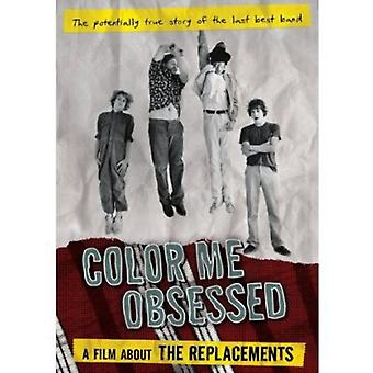 Replacements - Color Me Obsessed: A Film About the Replacements [DVD] USA import