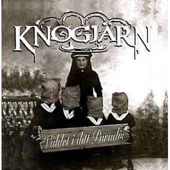 Knogjarn - Valdet I Ditt Paradis [CD] USA import