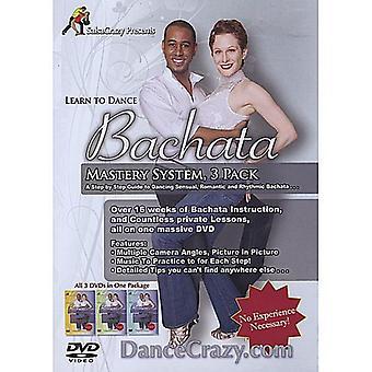 Aprender a importação EUA Dança Bachata maestria sistema [DVD]