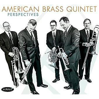 American Brass Quintet - Perspectives [CD] USA import
