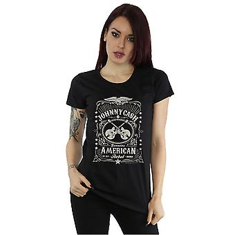 Johnny Cash Women's American Rebel T-Shirt