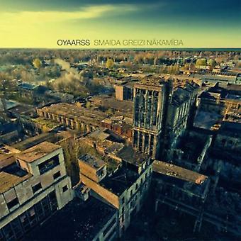 Oyaarss - Smaida Greizi Nakamiba [CD] USA import