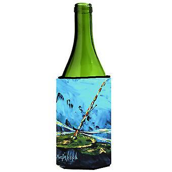 GG's Dragonfly Wine Bottle Beverage Insulator Hugger