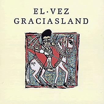 El Vez - Graciasland [CD] USA import