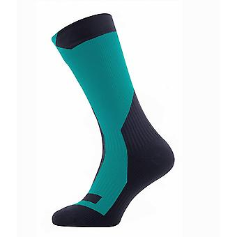 Sealskinz Mens Trekking Thick Mid Sock