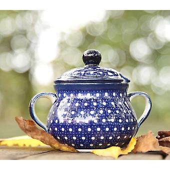 Sugar Bowl, 200 ml, unique 22, polish pottery - BSN 10316