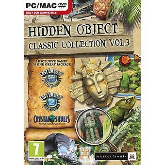 Skjult objekt Classic Collection Volume 3 (PC DVD)-ny