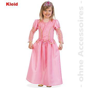 תחפושת נסיכה נסיכה ורודה נסיכה שמלת תחפושת ילדים