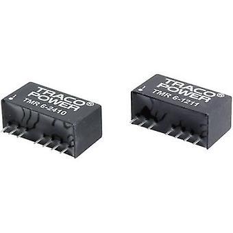 TracoPower TMR 6-2411 DC/DC Converter (print) 24 V DC 5 V DC 1,2 A 6 W nej. af udgange: 1 x