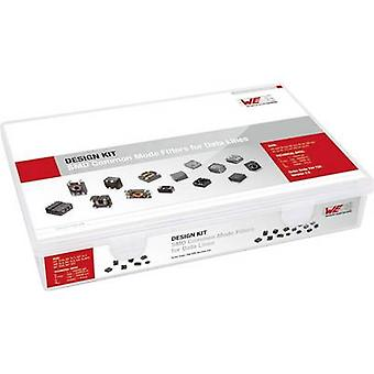 Würth Elektronik SMD 744725 Choke/PC di montaggio kit 285