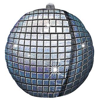 Anagram Supershape Disco Ball Foil Balloon