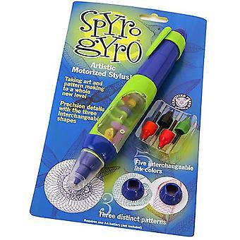 Pluma de Spyro Gyro