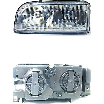 URO Parts 9159412 Dual Bulb Version Left Headlight Assembly