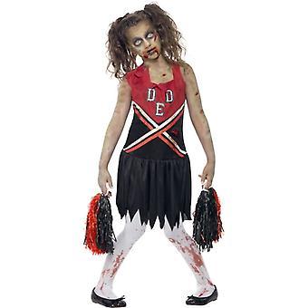 Smiffy's Zombie Cheerleader Costume