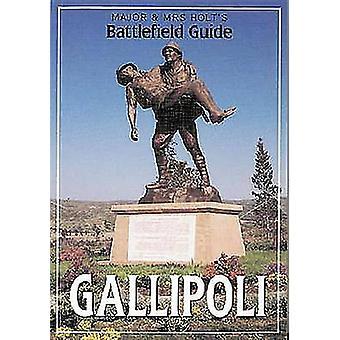 Mayor y Mrs.Holt de guía de campo de batalla de Gallipoli por Tonie Holt - V