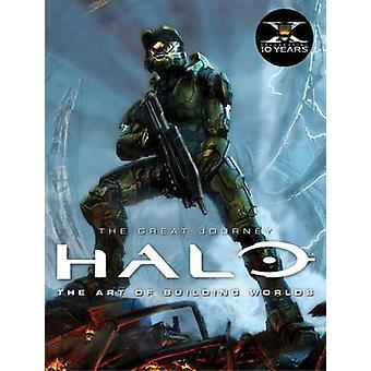 Halo - el arte de construir mundos por Martin Robinson - 9780857685629 B