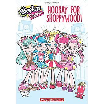 Shopkins - Hurra for Shoppywood av Judy Katschke - 9781338128567 bok