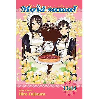 Maid-Sama! (edição 2 em 1) - Vols. 13 e 14 por Hiro Fujiwara - 9781421