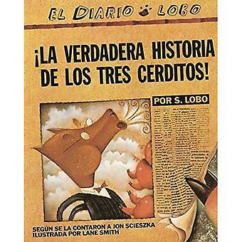 Verdadera Historia de Los Tres Cerditos, La (kuva lunneja)