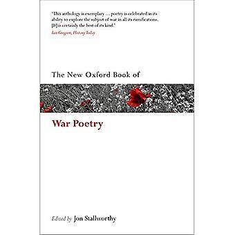 Nowe książki Oxford wojny poezji (Oxford książki z prozy & zwrotka)