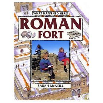 Fort romain (ce qui est arrivé ici)