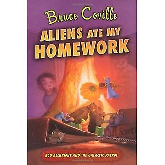 Gli alieni ha mangiato i compiti: Rod Allbright e pattuglia Galactic (Alien Adventures)