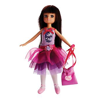 Lottie Doll Spring Celebration Ballet Outfit Accessories Tangle Resistant Hair