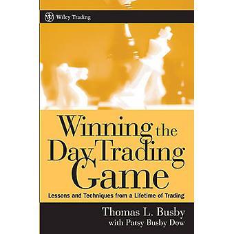 Day-Trading-Spiel - Lehren und Techniken von einer Lebenszeit zu gewinnen