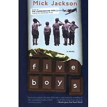 Cinco muchachos