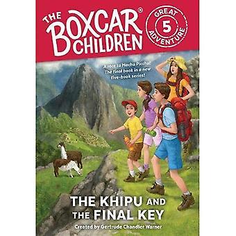 De Khipu en de laatste sleutel (Boxcar kinderen groot avontuur)