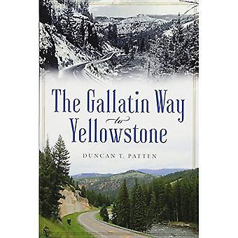 Gallatin vägen till Yellowstone (transport)