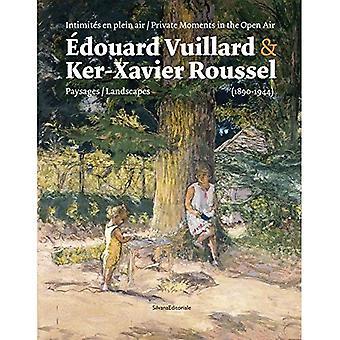 Edouard Vuillard and Ker-Xavier Roussel