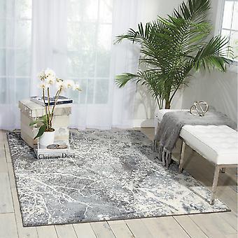 Maxell MAE11 rectángulo gris alfombras alfombras modernas