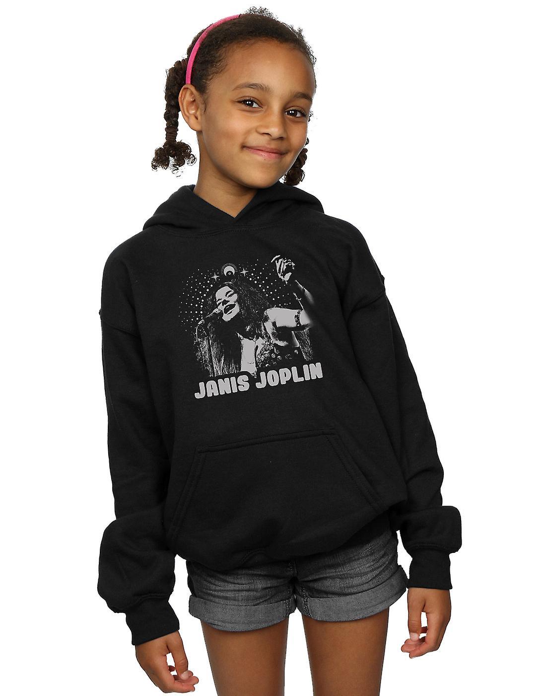 Janis Joplin Girls Spiritual Mono Hoodie
