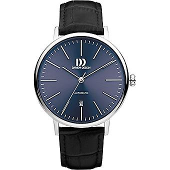 Danish Design Mens Automatic Analog watch with leather IQ22-2Q1074