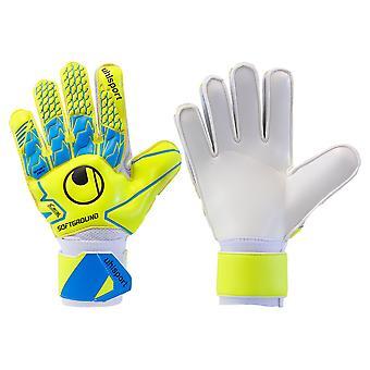 Taille de gants UHLSPORT gardien pointe souple
