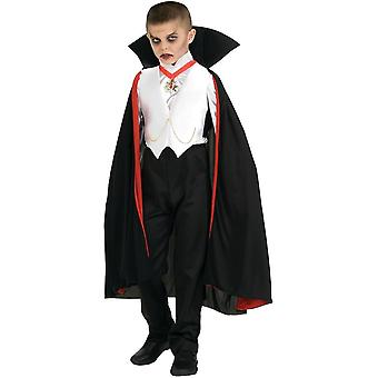 Classic Dracula Child Costume