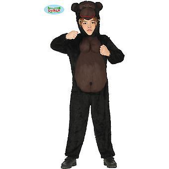 Tier Kostüme Gorilla Kostüm für Kinder